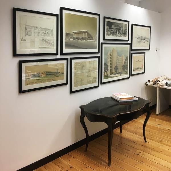 Art Hanging: Ellis Art Installation are professionals at installing artworks.